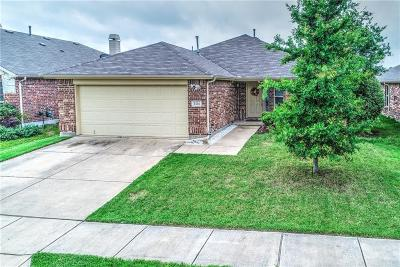 Little Elm Single Family Home For Sale: 1416 Toucan Drive