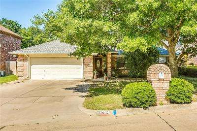 Tarrant County Single Family Home For Sale: 1412 Holley Creek Lane