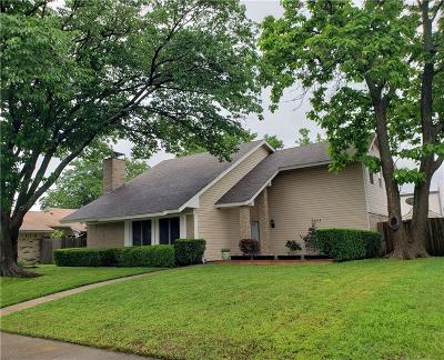 Garland Single Family Home For Sale: 3434 King Arthur Drive
