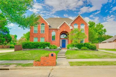 McKinney Single Family Home For Sale: 2701 Stonepointe
