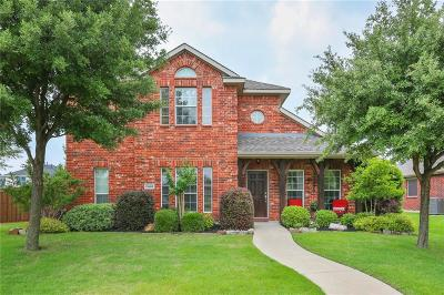 Frisco Single Family Home For Sale: 13805 Stevens Point Drive