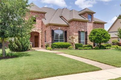 Keller Single Family Home For Sale: 809 Northern Trace