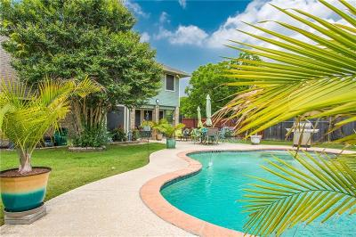 Corinth Single Family Home For Sale: 3602 W Shady Shores Road