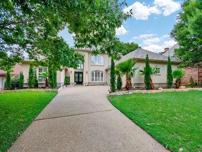 Plano Single Family Home For Sale: 5105 Malvern Drive