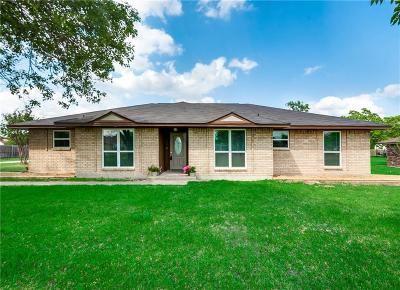 Red Oak Single Family Home For Sale: 114 Stagecoach Drive