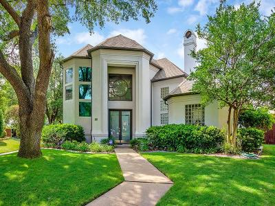 Plano Single Family Home For Sale: 5989 Tipperary Drive