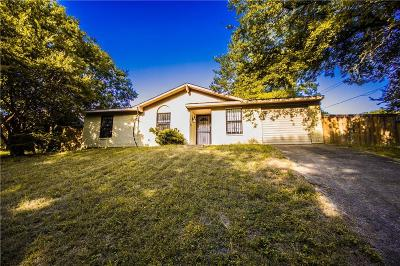 Dallas Single Family Home For Sale: 7002 Forest Parkway