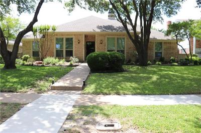 Richardson Single Family Home For Sale: 2211 Victoria Lane