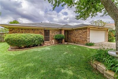 Garland Single Family Home For Sale: 3609 Fieldcrest Court