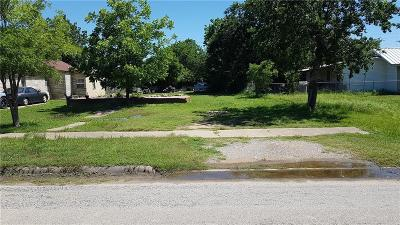 Mineral Wells Residential Lots & Land For Sale: 508 SE 6th Street