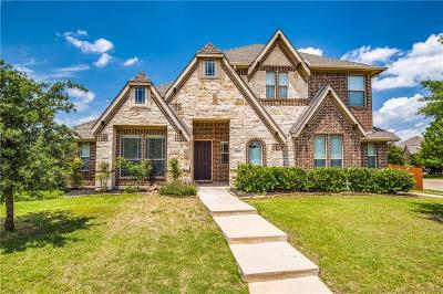 Collin County Single Family Home For Sale: 1521 Cedar Ridge Drive