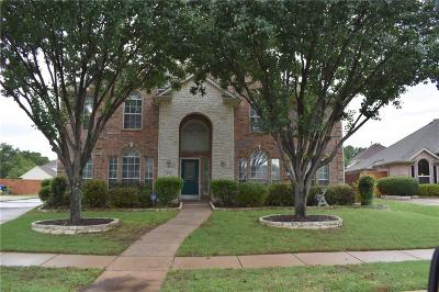 Keller Single Family Home For Sale: 332 Longview Drive