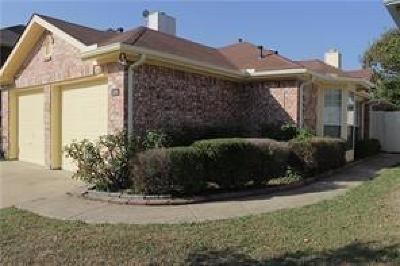 Garland Residential Lease For Lease: 5205 Wedgewood Drive