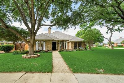 Carrollton Single Family Home For Sale: 1200 Sycamore Drive