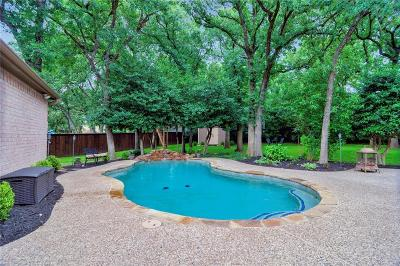 Keller Single Family Home Active Option Contract: 805 Willow Court