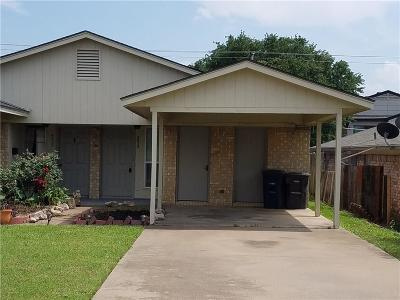 Fort Worth Residential Lease For Lease: 4835 Houghton Avenue