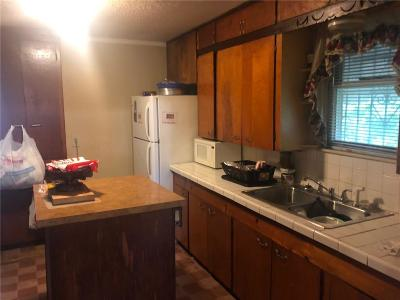 Dallas Single Family Home For Sale: 7804 Carbondale Street