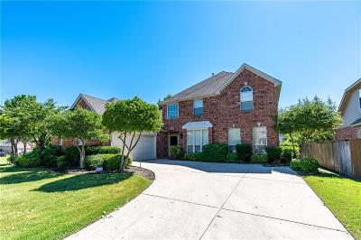 McKinney Single Family Home For Sale: 8501 Spectrum Drive