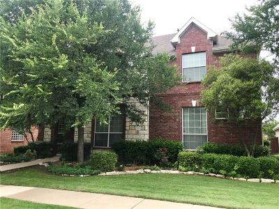 Frisco Single Family Home For Sale: 3450 United Lane