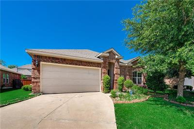Mckinney Single Family Home For Sale: 7512 Burton Lane