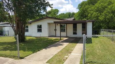 Fort Worth Single Family Home For Sale: 3408 S Hughes Avenue
