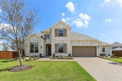 Prosper Single Family Home For Sale: 1601 Quail Creek Lane