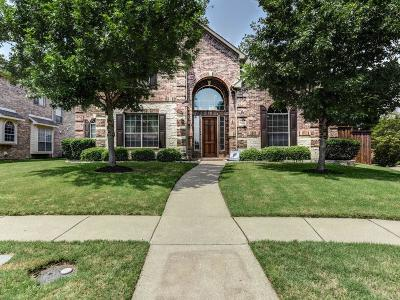 Denton County Single Family Home For Sale: 9661 Mulberry Lane