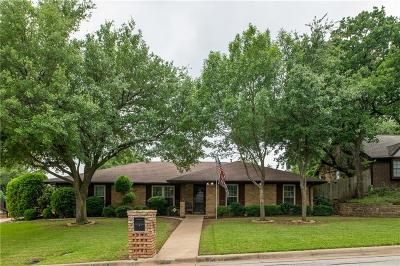 Arlington Single Family Home For Sale: 4700 Hillside Drive