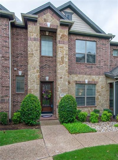 Carrollton Townhouse For Sale: 4233 Swan Forest Drive #B