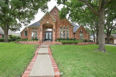 Colleyville Single Family Home Active Option Contract: 5306 Walnut Lane