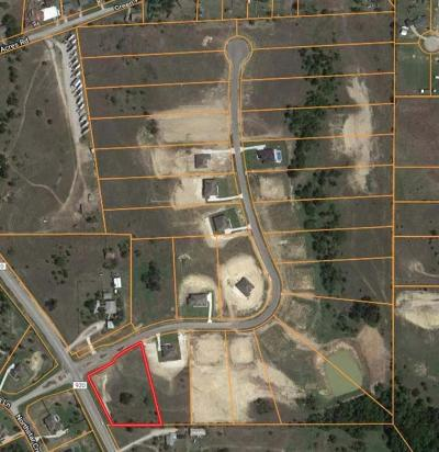 Parker County Residential Lots & Land For Sale: Lot 1 North Ridge Court