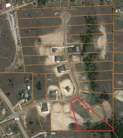 Parker County Residential Lots & Land For Sale: Lot 5 North Ridge Court