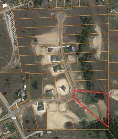 Parker County Residential Lots & Land For Sale: Lot 6 North Ridge Court