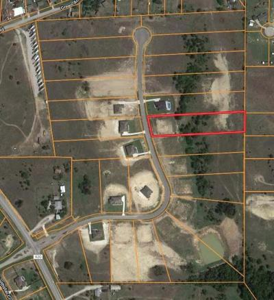 Parker County Residential Lots & Land For Sale: Lot 10 North Ridge Court