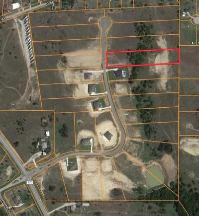Parker County Residential Lots & Land For Sale: Lot 12 North Ridge Court