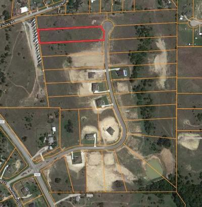 Parker County Residential Lots & Land For Sale: Lot 17 North Ridge Court