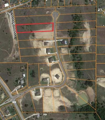 Parker County Residential Lots & Land For Sale: Lot 18 North Ridge Court