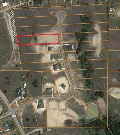 Parker County Residential Lots & Land For Sale: Lot 19 North Ridge Court