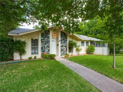 Garland Single Family Home For Sale: 1021 Briar Way