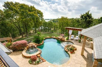 Flower Mound Residential Lease For Lease: 5105 Knights Court