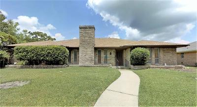 Plano Single Family Home Active Option Contract: 2413 Regal Road