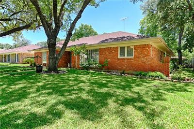 Fort Worth Single Family Home For Sale: 4908 Marble Falls Road