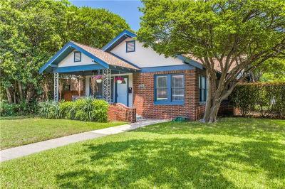 Dallas TX Single Family Home For Sale: $439,000