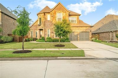 Frisco Single Family Home For Sale: 8396 Kara Creek Road