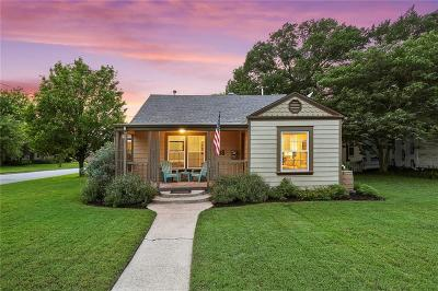 Mckinney Single Family Home For Sale: 208 S Morris Street