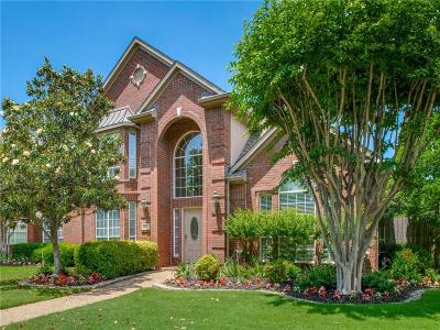 Coppell Single Family Home For Sale: 122 Cross Timbers Trail