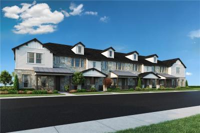 North Richland Hills Townhouse Active Contingent: 6561 Iron Horse Boulevard