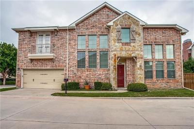 Richardson Townhouse For Sale: 2107 Reflection Pointe