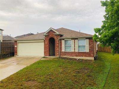 Fort Worth Single Family Home For Sale: 3012 Vicksburg Lane