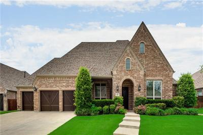 Prosper Single Family Home For Sale: 910 Moss Glen Drive